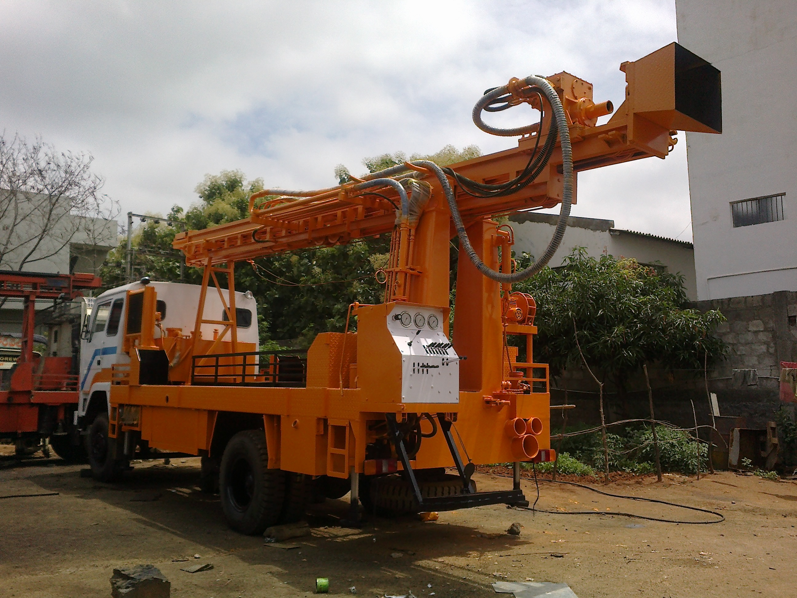Borehole Division Projects – Qatar Mega Building Trading & Contracting